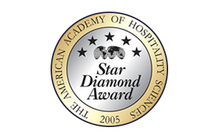 Star Diamond Award for A'jia Hotel Istanbul