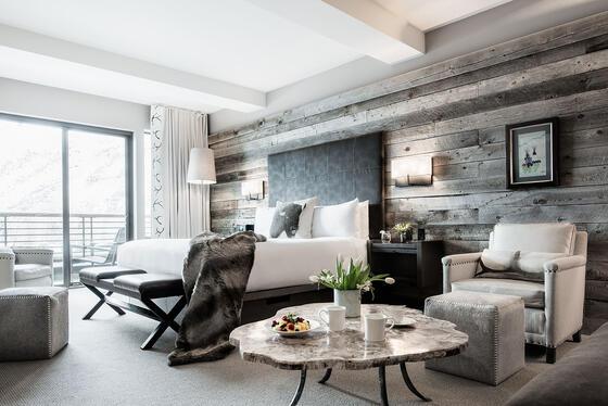 Bridger Suite bedroom