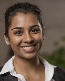 Mekha Thattil, Head Housekeeper
