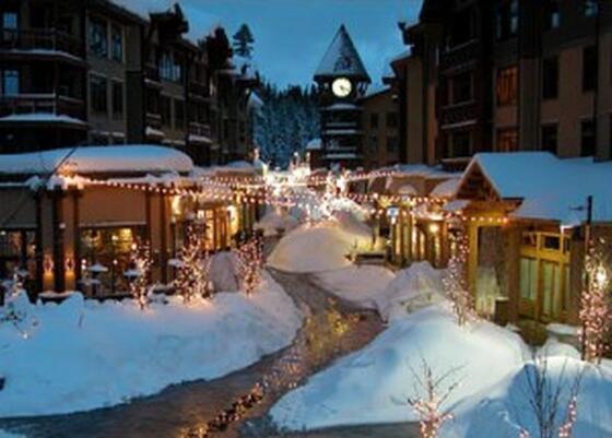 mammoth village