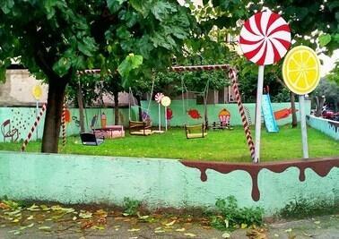 Candy Park NJV Athens Plaza