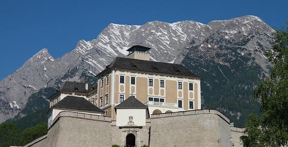 Sehenswertes im Schloss Pichlarn