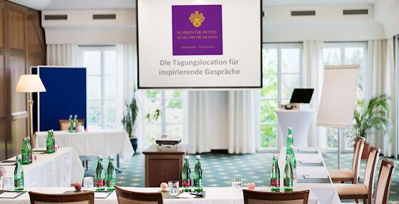 Grimming III - Veranstaltungsraum im Schloss Pichlarn