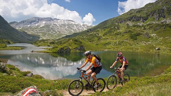 Biken im Schloss Pichlarn