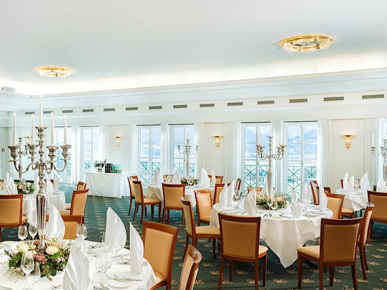 Meetings and Events at Romantik Hotel Schloss Pichlarn
