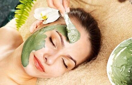 A variety of facials in the Heliconia Spa at Fiesta Resort