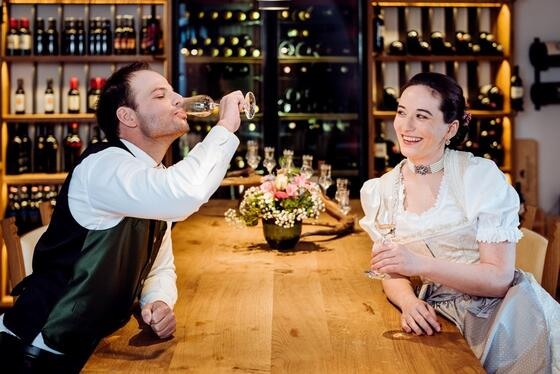 Styrian wedding at Schloss Pichlarn