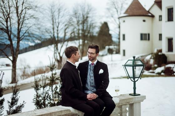 Weddings at Schloss Pichlarn
