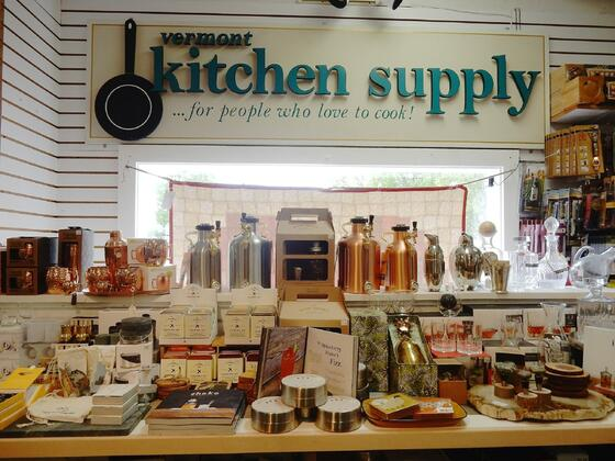 kitchen supply store