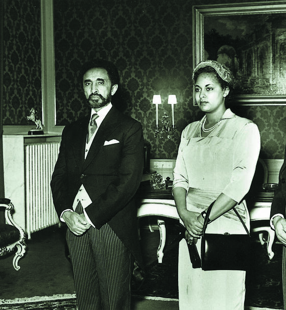 Kings of Ethiopia at Ambassador Hotel in Vienna