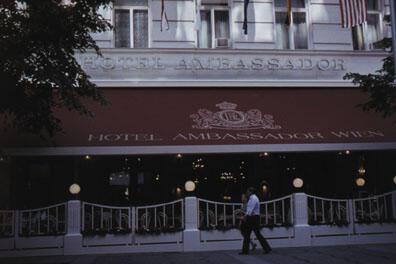 Ambassador Hotel in Vienna