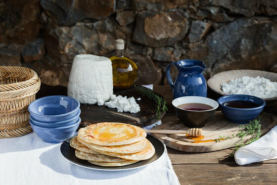 Cretan Feast at Agapi Beach Resort in Crete