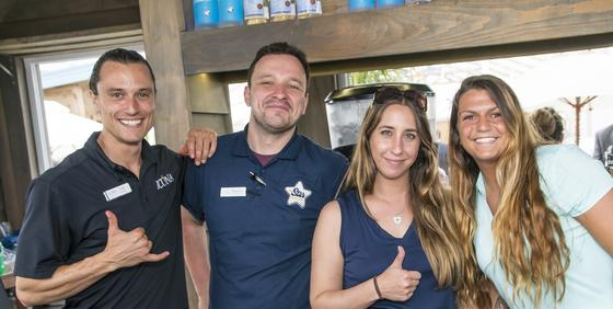 Star Bar Team Members