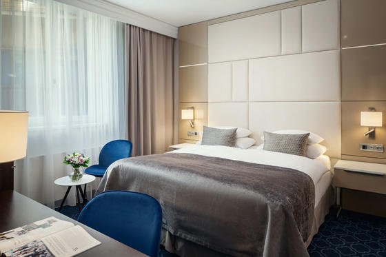 Deluxe Premium Room at Hotel KINGS COURT in Prague