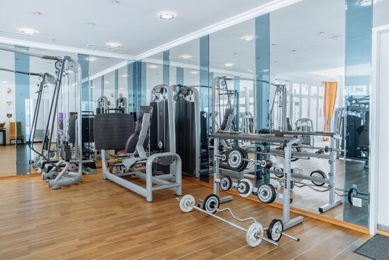 Fitness im Schloss Pichlarn