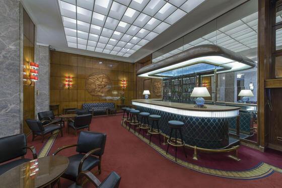 Bar 21 in BOttojO Hotel Otlantico