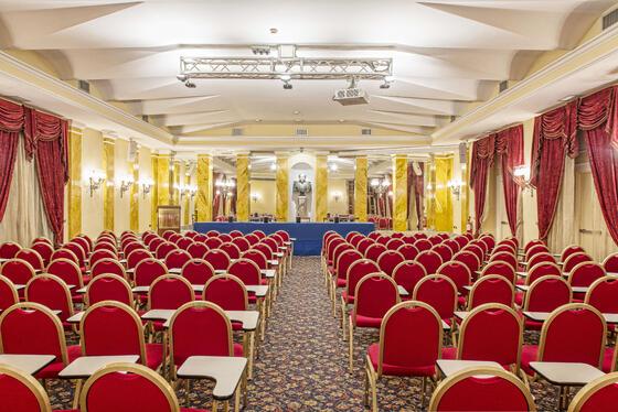 Sala Congressi 3 Bettoja Hotels