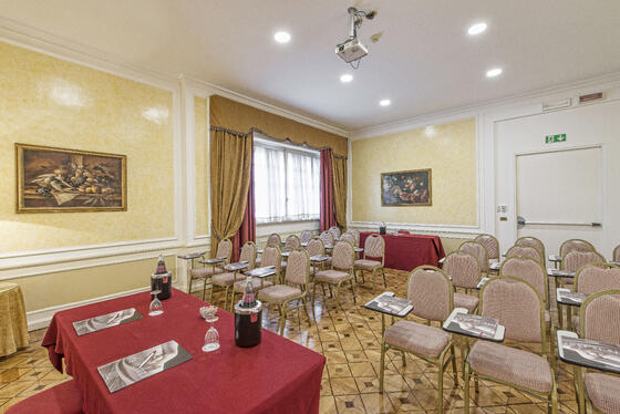 Sala Congressi 5 Bettoja Hotels