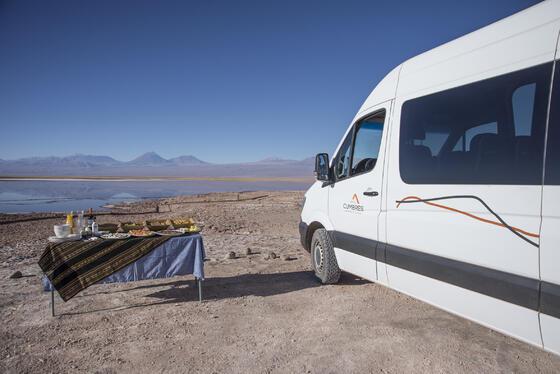 almuerzo y camioneta en el desierto excursiones hotel cumbres sa