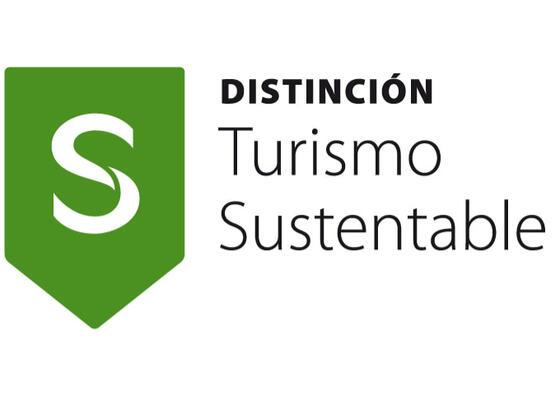 logo turismo sustentable distincion