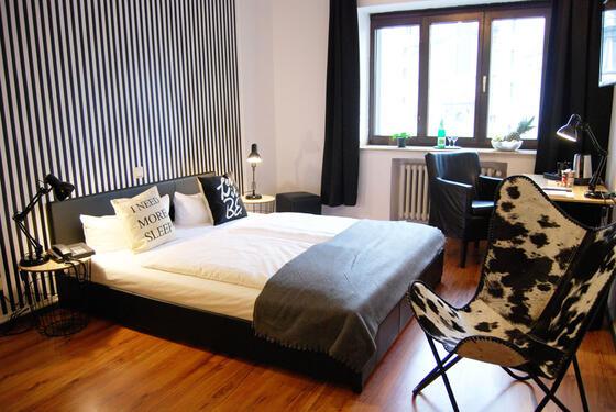 Room at Domspatz Hotel Boardinghouse