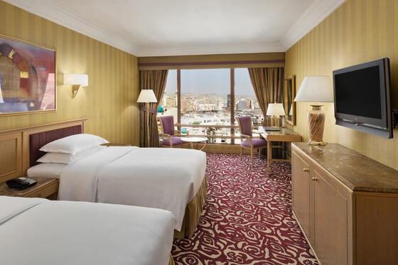 2 Single Club Room Haram View