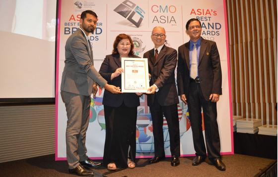 Asia's Best Employer 2018