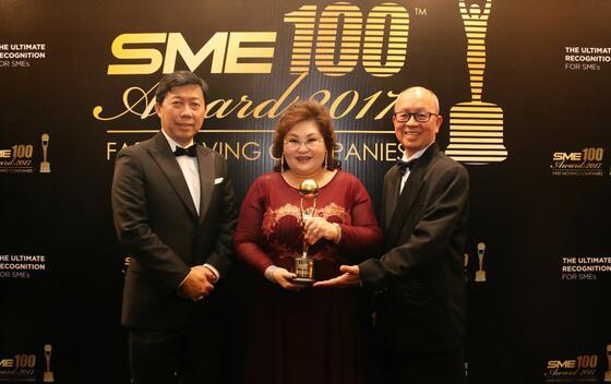 SME100 Awards 2017