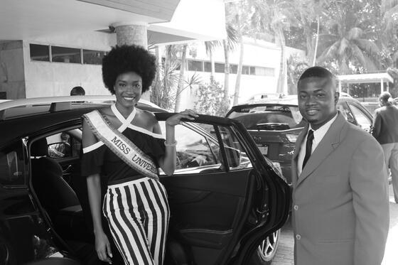 Davina Bennett, Miss Universe Jamaica 2017