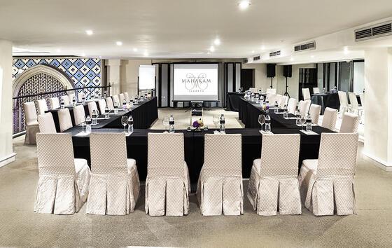 Meetings & Weddings at Hotel Gran Mahakam in Jakarta, Indonesia