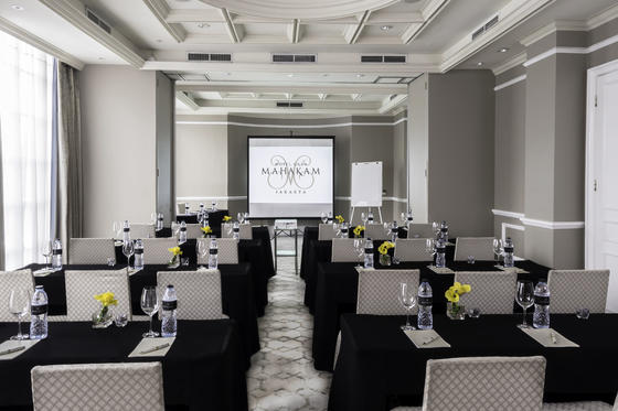 Meetings & Weddings at Hotel Gran Mahakam in Jakarta, Indonesia