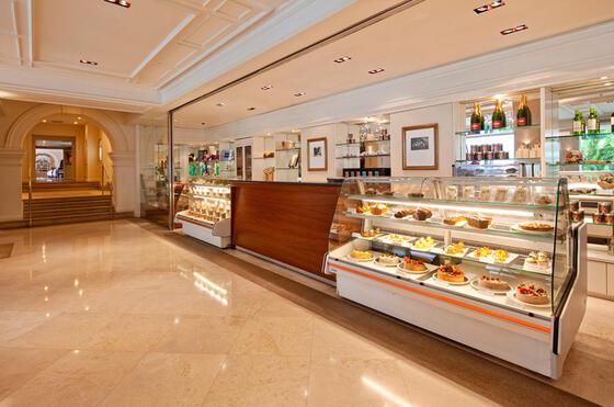 Bakery - Goodwood Park Hotel