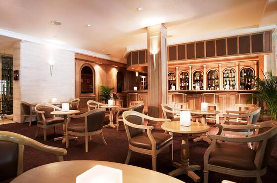 Highland Bar - Goodwood Park Hotel
