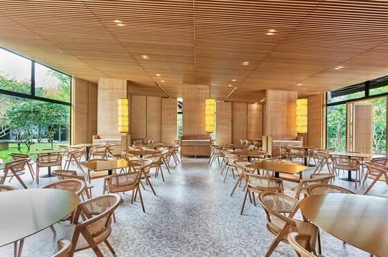 Dining Area Interior - Goodwood Park Hotel