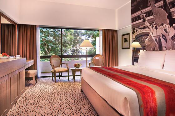 Deluxe Poolside Room - Goodwood Park Hotel