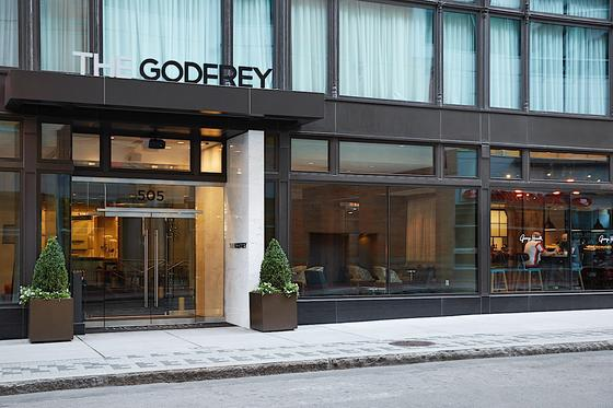 Godfrey Boston Hotel Exterior