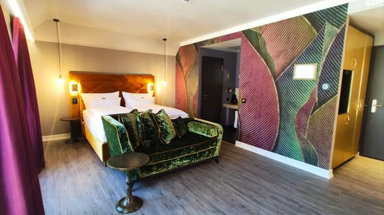 Room at Classic Hotel Harmonie in Cologne