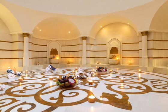 Spa at CVK Park Bosphorus Hotel Istanbul