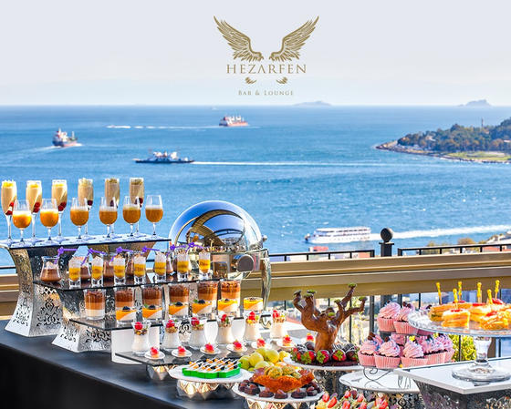 Catering at CVK Park Bosphorus Hotel Istanbul