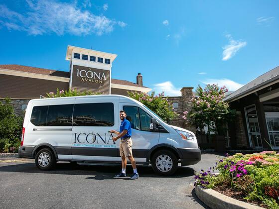 ICONA Van/Shuttle