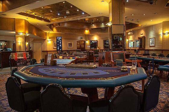 La Palm Casino near Kwarleyz Residence in Accra
