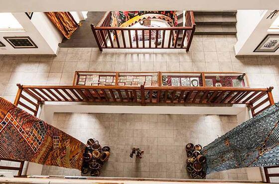 The Loom-Artists Alliance Gallery near Kwarleyz Residence in Acc