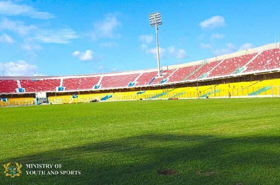 Stadium near Kwarleyz Residence in Accra