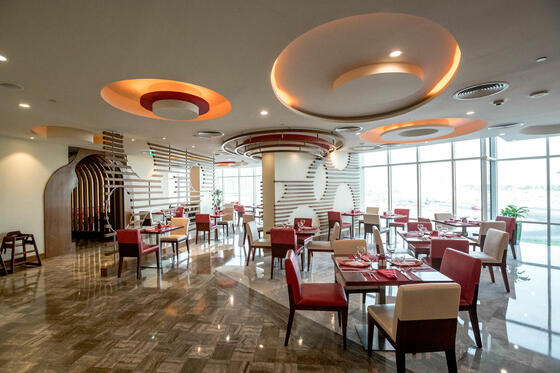 Red Diamond Restaurant, Dubai