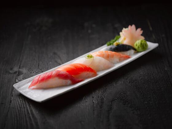 Sushi at Fusion Restaurant Dubai