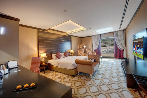 Senator Suite at Ghaya Grand Hotel Dubai