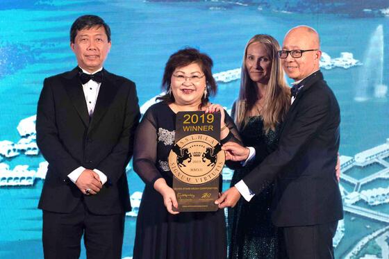 Seven Stars Luxury Hospitality and Lifestyle Awards 2019
