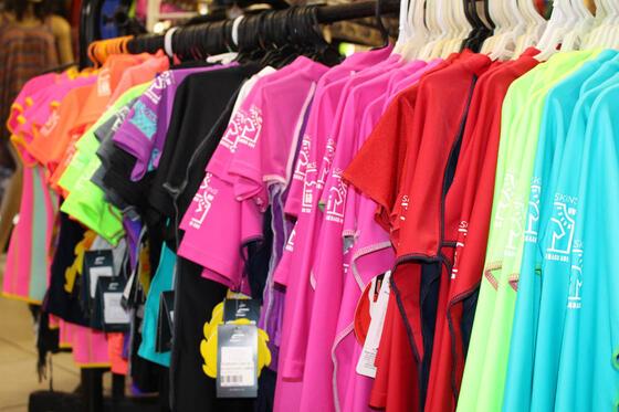 Agora Sport Shop in Club Mykonos