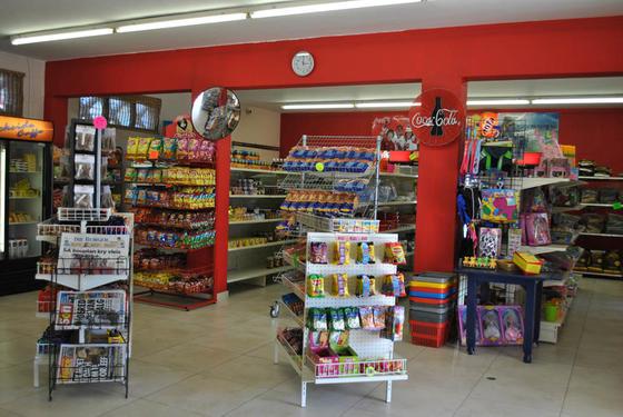 Marina Supermarket in Club Mykonos