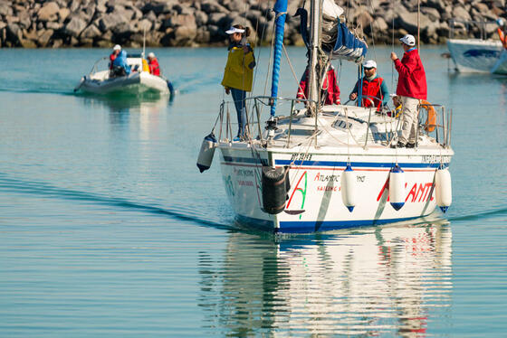 Sailing School in Club Mykonos